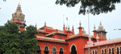 Madras high court. Photo: PTI