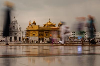 Golden Temple, Amritsar. Credit: Chetan Karkhanis