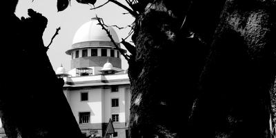 File photo of Supreme Court. Photo: Shome Basu