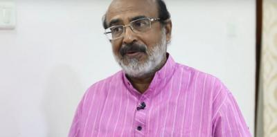 Kerala finance minister Thomas Isaac. Photo: The Wire