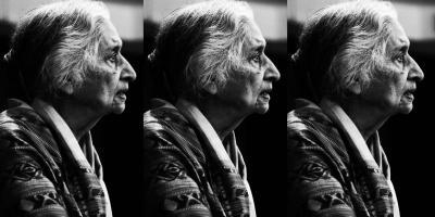 Kapila Vatsyayan (1928-2020). Photo: Bharat Tiwari