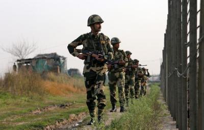 Representational image of the Indian Army. Photo: Reuters/Mukesh Gupta.