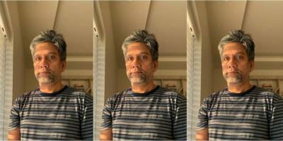 DU professor Hany Babu M.T. Photo: Twitter/@hanybabu