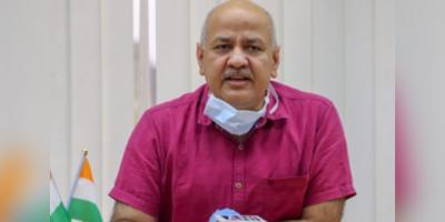 Delhi deputy chief minister Manish Sisodia. Photo: PTI.