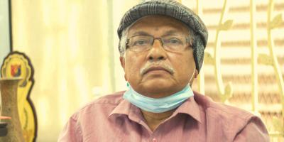 Dr. Smarajit Jana of Durbar passed away on  May 8. Photo: Twitter.