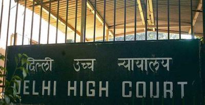 Delhi high court. Photo: PTI