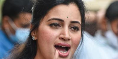 Amravati Lok Sabha member Navneet Kaur Rana. Photo: PTI