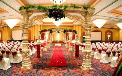 Representative image of wedding decorations. Photo: Parekh Cards/Flickr (CC BY-SA 2.0)
