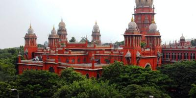 Madras high court. Photo: Wikimedia Commons/Yoga Balaji CC BY 3.0