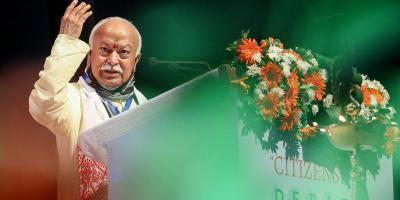 RSS chief Mohan Bhagwat. Photo: PTI