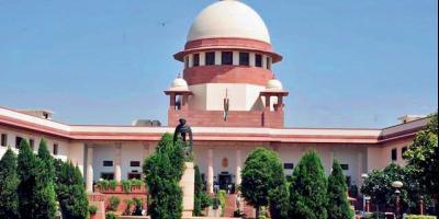 The Supreme Court of India. Photo: PTI.