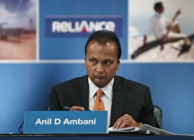 Anil Ambani. Photo: Bazuki Muhammad/Reuters/Files