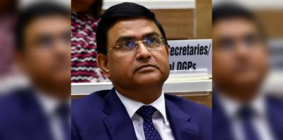 n this file image dated, Tuesday, Aug 13, 2019, former CBI director Rakesh Asthana attends the 18th Late Dharamnath Prasad Kohli memorial lecture organised by CBI, in New Delhi. Photo: PTI