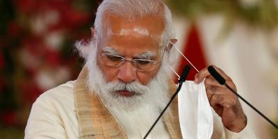 Prime Minister Narendra Modi. Photo: Reuters