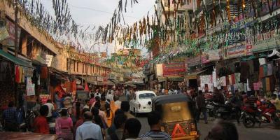 Hari Market in Jammu. Photo: Vinayaraj/CC BY-SA 3.0
