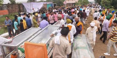 Lakhimpur Kheri: 'Video of Incident' Goes Viral; Families Demand Autopsy Reports Before Cremation
