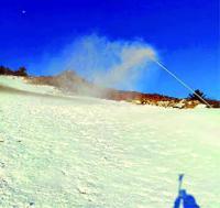 Inadequate snow: Auli skiing c'ship postponed
