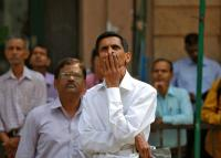 Market plunge washes away Rs 9.6 lakh cr investor wealth in 3 days