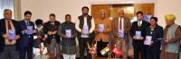 Guv releases poetry collection