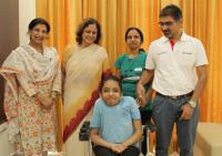 Genetic disorder no deterrent for girl who scores 97.8% in CBSE Class 10