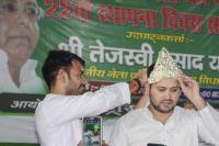 Don't need Nitish in grand alliance: Tejashwi