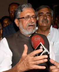 Bihar Deputy CM Sushil Modi urges CBI to cancel Lalu's bail