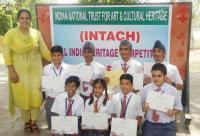 INTACH organises quiz contest on Quit India Movement