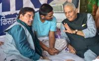 Yashwant, Shotgun visit fasting Hardik