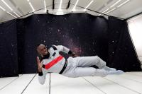 Bolt in zero gravity