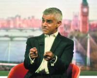 London Mayor Khan calls for 2nd Brexit referendum