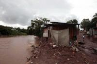 Heavy rain across Central America leaves 12 dead