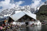 Winter sets in, portals of Hemkunt Sahib closed