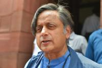 Tharoor clarifies after remarks on Ram temple draw BJP ire