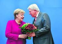 Merkel won't run again in 2021