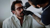 Real piercing for Aamir