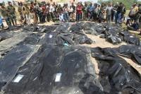 ISIS's 'legacy of terror' in Iraq: UN verifies over 200 mass graves