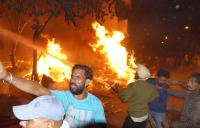 18 fire incidents reported from city on Diwali night