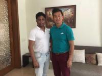 Biopic on Bhaichung Bhutia