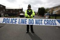 Terror probe over two suspected bombs found in London