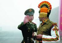 First drill with China post Doklam
