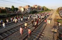 People to blame for Amritsar train tragedy: Railway report