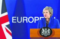 EU approves Brexit divorce pact with UK