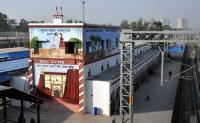 Railway station gets facelift
