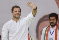 TRS is 'B team' of RSS and BJP, claims Rahul Gandhi
