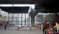 Blockade near Civil Hospital irks patients, commuters