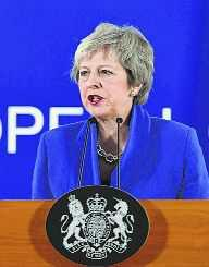 Labour will try to topple May if Brexit deal rejected