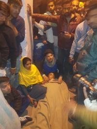 Cong worker dies in custody