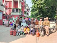 Gang of robbers busted, four held