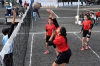 Athletic Club bag volleyball c'ship