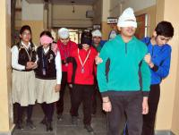 Students step into shoes of special children to bat for inclusive education
